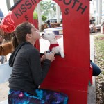 The Tri-County Kissing Booth